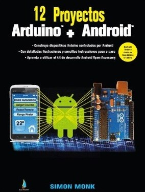 12 proyectos arduino android